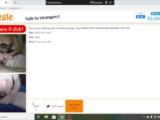 omegle pussy