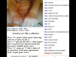 Alice - Omegle Points Game