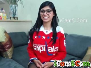 Mia Khalifa Webcam Sex iCam5.Com