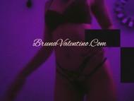 Alone in my bedroom Bruna Valentino Cam Girl