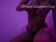 Sexy Hot Ass Bruna Valentino